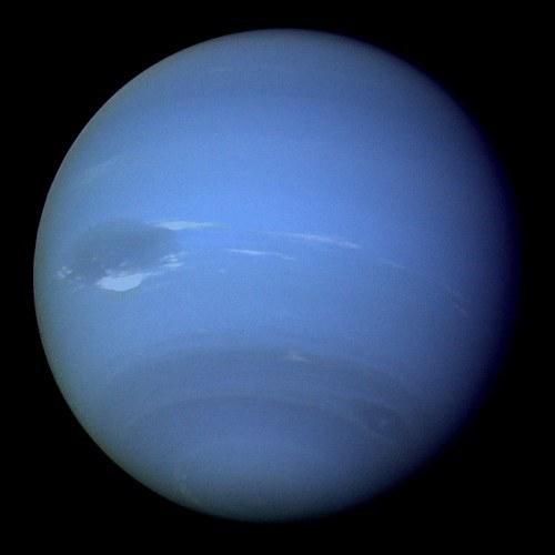 true color planet neptune - photo #1